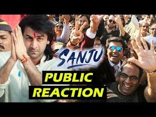 PUBLIC REACTION | Fans Crazy Reaction On SANJU TEASER