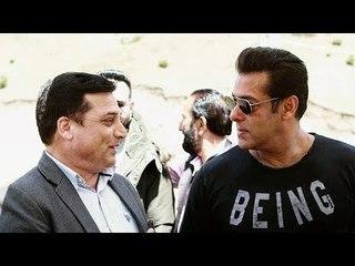 Salman Khan Meets MLA Sheikh Ishfaq Jabbar at Sonamarg