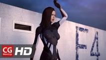 """CGI 3D Animation Short Film HD """"Ghost"""" by Maxim Vodolazskiy   CGMeetup"""
