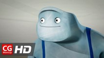 "CGI 3D Animation Short Film HD ""Paint"" by The Animation School 