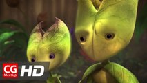 "CGI 3D Animation Short Film HD ""Burgeon"" by The Animation School 