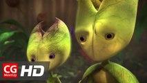 "CGI 3D Animation Short Film HD ""Burgeon"" by The Animation School   CGMeetup"