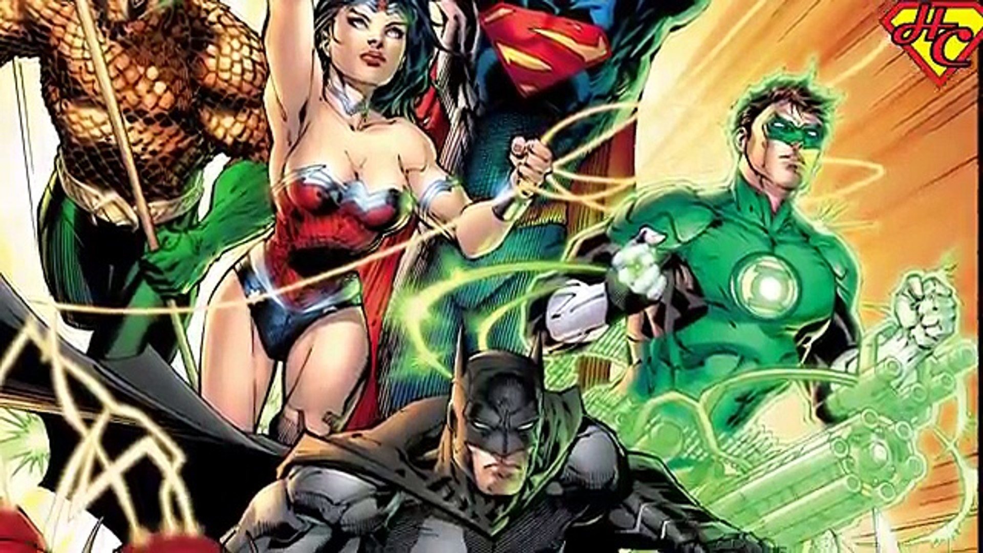 Лига Справедливости. Происхождение. New 52.Justice league. Origin.New 52