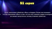 Кольцо с рубином 81 - 85 серия. Полный Видео - Анонс содержание серий. Обручка з рубіном