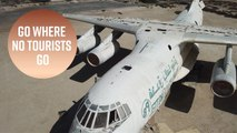 3 abandoned places to see near travel hotspots