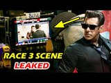 VIDEO - RACE 3 - Salman Khan's LEAKED SCENE