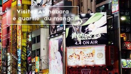 10 choses à faire au Japon