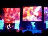Muse - Invincible, Sydney Entertainment Centre, Sydney, Australia  11/17/2007