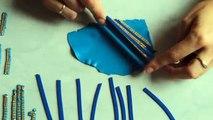 CrazyKet:Полая брошь ❤️ Полимерная глина FIMO/Polymer Clay FIMO❤️Мастер-класс/DIY