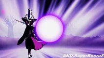 Whis Vs Son Goku Super Saiyan Dragon Ball Super