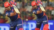IPL 2018 DD vs KKR : Sheryas Iyer slams 10 sixes to hit 93 runs off 40 balls | वनइंडिया हिंदी