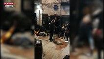 Irlande du Nord : violente bagarre entre un videur et 3 filles ivres (vidéo)