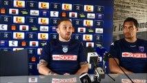 « remettre ce club à la place qu'il mérite » David Mélé, demi de mêlée du FCG avant la demi finale de Pro D2 de rugby à Montauban