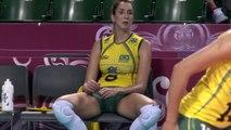 Thaisa Menezes, Jaqueline, gorgeous Brazilian volleyball players - #Women - #Sport