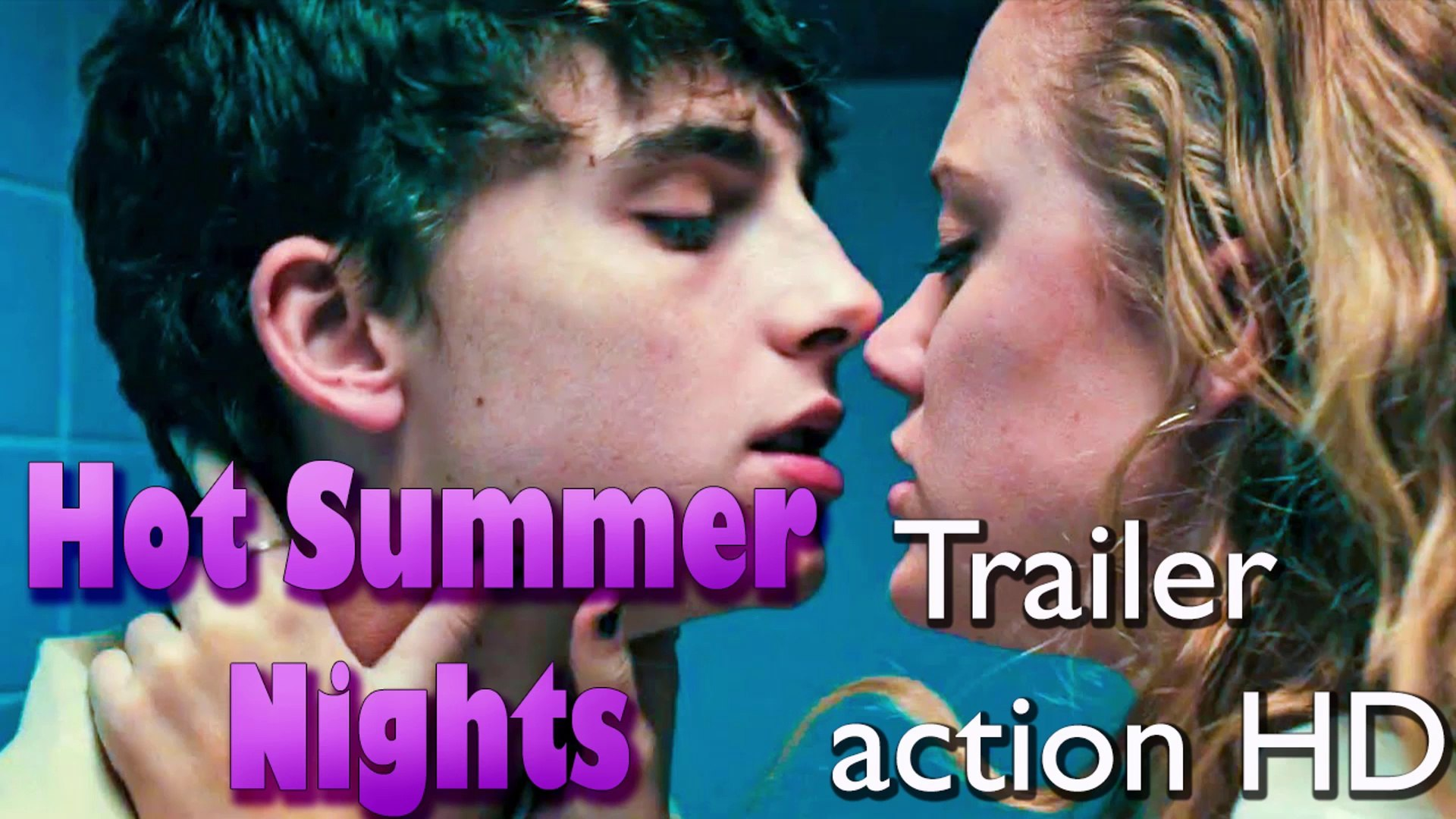 Hot Summer Nights Official Trailer Action Hd 2018