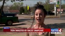 High School Student Posts Racist Snapchat During Anti-Bullying Skit