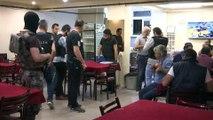 Kağıthane'de helikopter destekli narkotik uygulaması - İSTANBUL