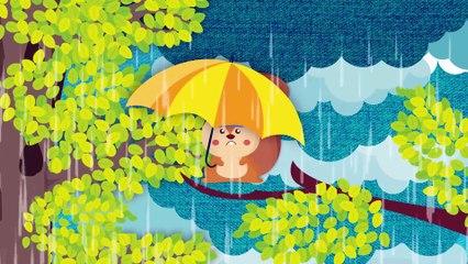 Rain Rain Go Away | Baby Songs & Kindergarten Nursery Rhymes