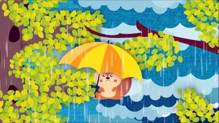 Rain, Rain Go Away - THE BEST Songs for Children | Song for Kids & Nursery Rhymes - KidsMegaSongs