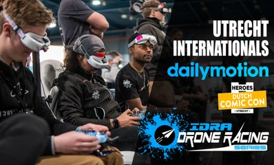 Utrecht Internationals   After Movie   IDRA 2018 Drone Racing Series