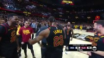 LeBron James GAME WINNING Buzzer Beater vs Pacers - Cavaliers vs Pacers Game 5