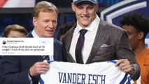 Cowboys Fan Threatens to CUT HIS ANACONDA OFF If Cowboys Draft Vander Esch...And They Did