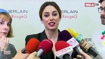 Blanca Suárez confirma su relación con Mario Casas y pide respeto | La Hora ¡HOLA!