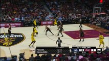 2nd Quarter, One Box Video: Cleveland Cavaliers vs. Indiana Pacers
