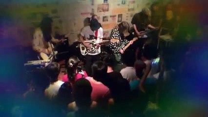 DIIV plays a secret gig in São Paulo, Brazil