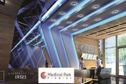 Begin your work at a very special Place and reserve your medical center
