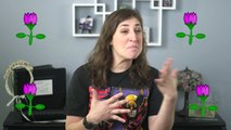 Big Bang Theory: Wedding Dress Shopping and Emotions || Mayim Bialik