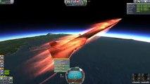Kerbal Space Program - Career Mode - Part 26 - Space Plane To Orbit