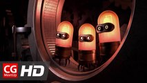 "CGI 3D Animation Short Film HD ""Clockwork"" by LISAA Paris 