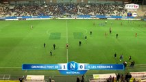 Victoire 1-0 DE GRENOBLE FOOT 38
