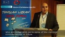 Tunisian-Libyan Youth Forum, Tunis, Tunisia, 15-18 December 2014