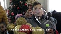 5 deseos de niños refugiados sirios para el nuevo año