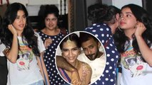 Sonam Kapoor - Anand Ahuja Wedding: Jhanvi Kapoor & Anshula starts preparations TOGETHER |FilmiBeat
