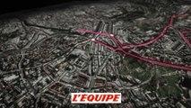 Le profil de la 1re étape (Jérusalem-Jérusalem) - Cyclisme - Giro
