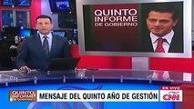 Ultimas noticias de MEXICO, INFORME ENRIQUE PEÑA NIETO 03/09/2017