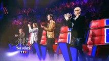 """""""The Voice"""" : Bande-annonce des quarts de finale du concours de chant de TF1"""