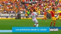 Monarcas Morelia Vs Necaxa 2-2 Resumen y Goles Jornada 17 Liga MX Clausura 2018