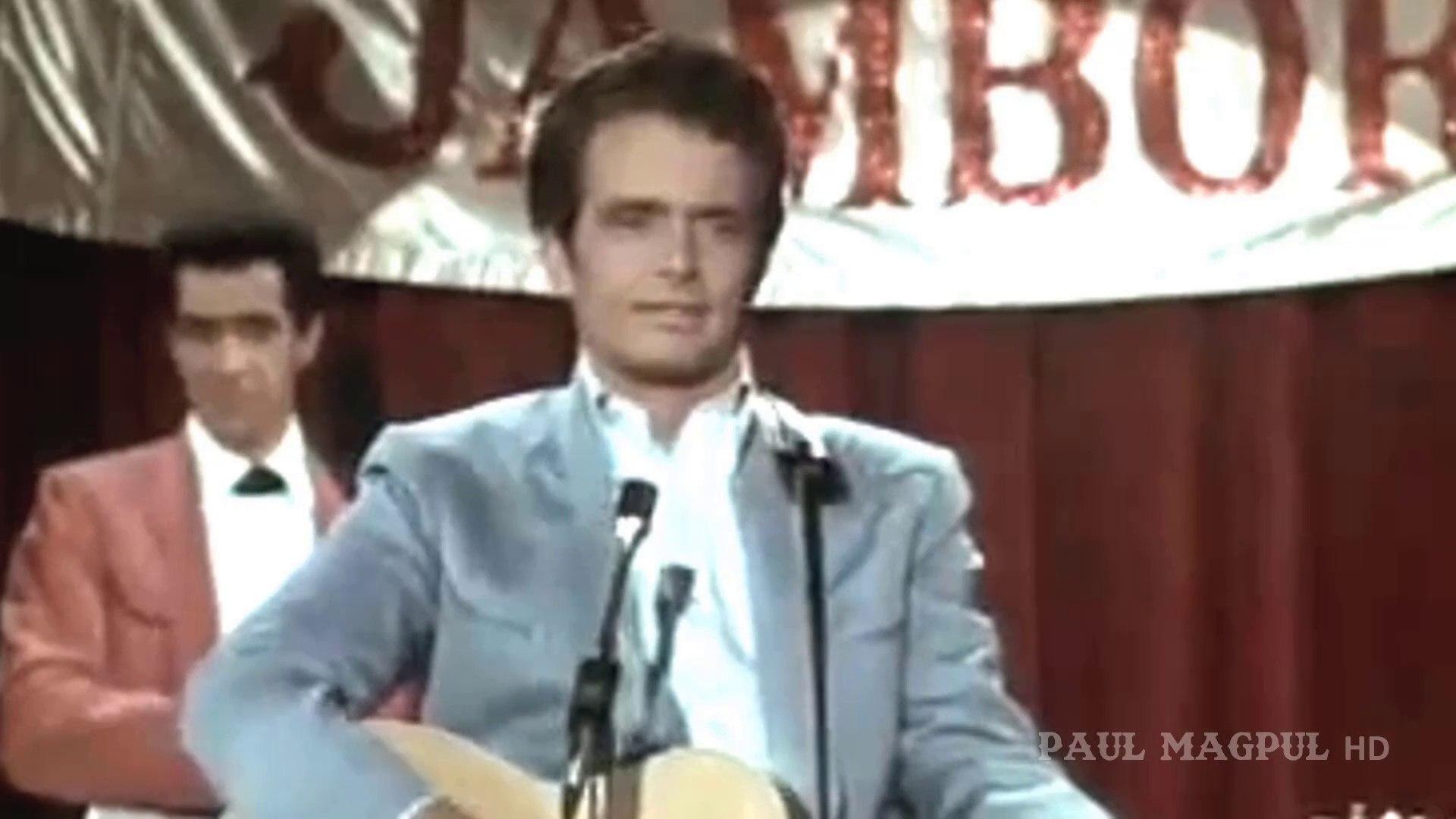 Merle Haggard (HD) - Greatest Hits (1966-1989) - Part 1/2