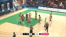 LFB 17/18 - Playdowns J3 : Hainaut Basket - Mondeville