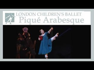 Pique Arabesque demo | LCB: Jane Eyre 2008