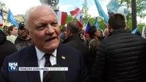 Défilé de l'UPR: François Asselineau réaffirme sa volonté de sortir de l'Euro