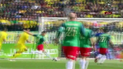 Coupe d'Algérie : Résumé USM Bel Abbès 2-1 JS Kabylie