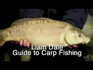 Liam Dale: Guide to Carp Fishing