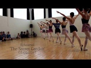 Rehearsal 'The Secret Garden' LCB