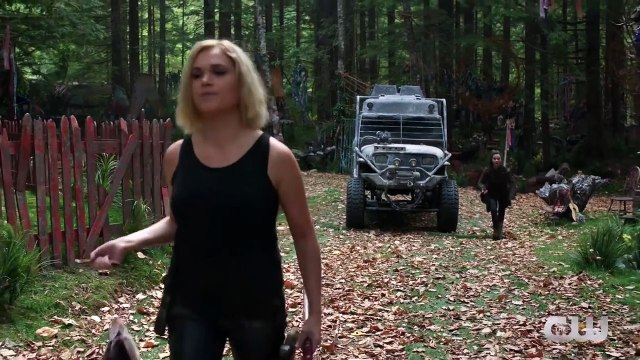 "The 100 Season 5 Episode 2 ~ Red Queen ""Watch Online"""