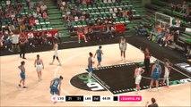 LFB 17/18 - PO 1/4 retour : Lyon - Basket Landes
